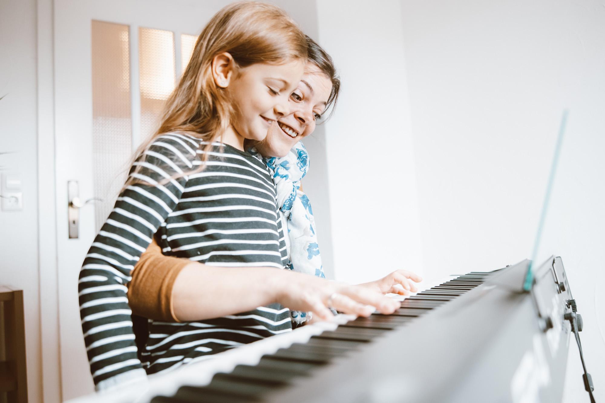 E-Piano und Klavierausbildung